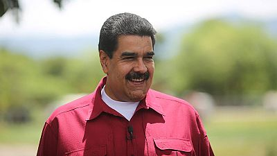 """Maduro expresa toda su """"solidaridad con el pueblo de Cataluña"""
