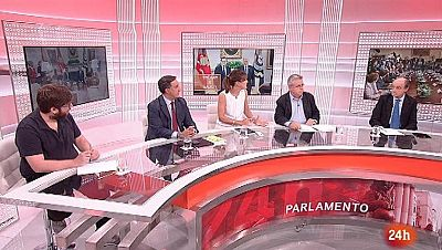 Parlamento - El debate - Política internacional - 30/09/2017