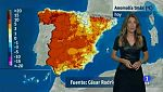 El tiempo en Aragón - 02/10/2017