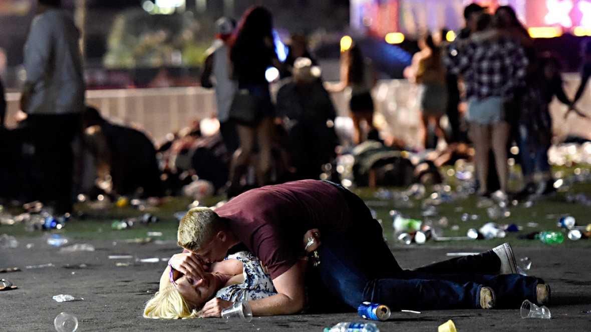 Al menos 50 muertos en el peor tiroteo en la historia de Estados Unidos
