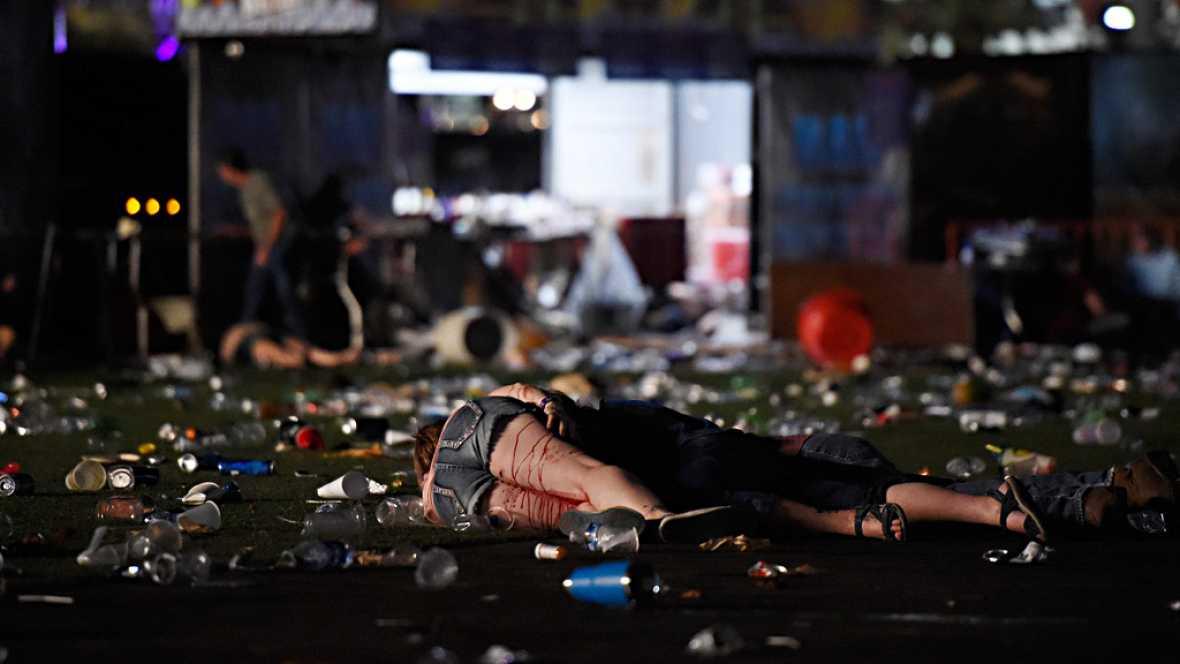Estados Unidos acumula una larga lista de tiroteos masivos