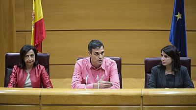 El PSOE pedirá la reprobación de Sáenz de Santamaría por las cargas policiales del 1-O