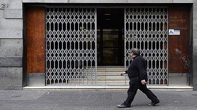 Comercios de ejes comerciales y de zonas turísticas abren pese a la huelga del 3-O en Cataluña