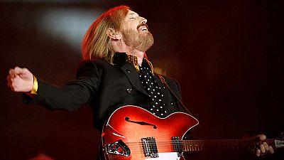 Muere Tom Petty, uno de los grandes iconos del rock norteamericano