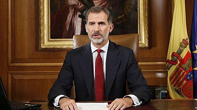 Desde principios de año Felipe VI ha visitado Cataluña en ocho ocasiones