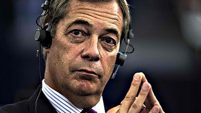 El eurófobo Farage cuela el referéndum de Cataluña en el Parlamento Europeo