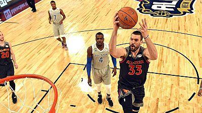 La NBA ha reformado el 'All-Star'