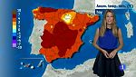 El tiempo en Extremadura - 04/10/17