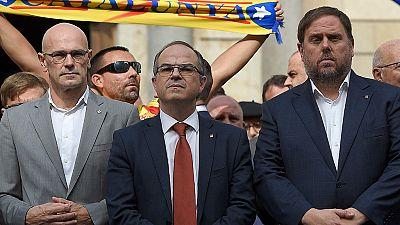 Referéndum en Cataluña: Las reacciones políticas al mensaje del Rey sobre Cataluña
