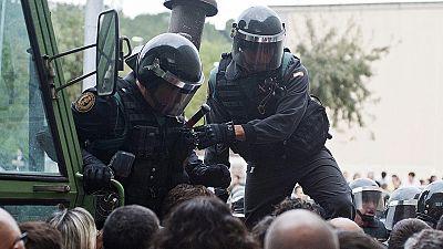 Agentes de la Guardia Civil en Cataluña denuncian el acoso a sus hijos en los centros escolaress