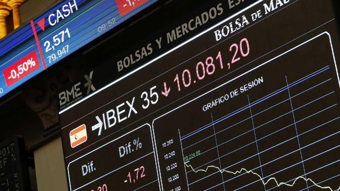 La situación en Cataluña pasa factura al IBEX 35