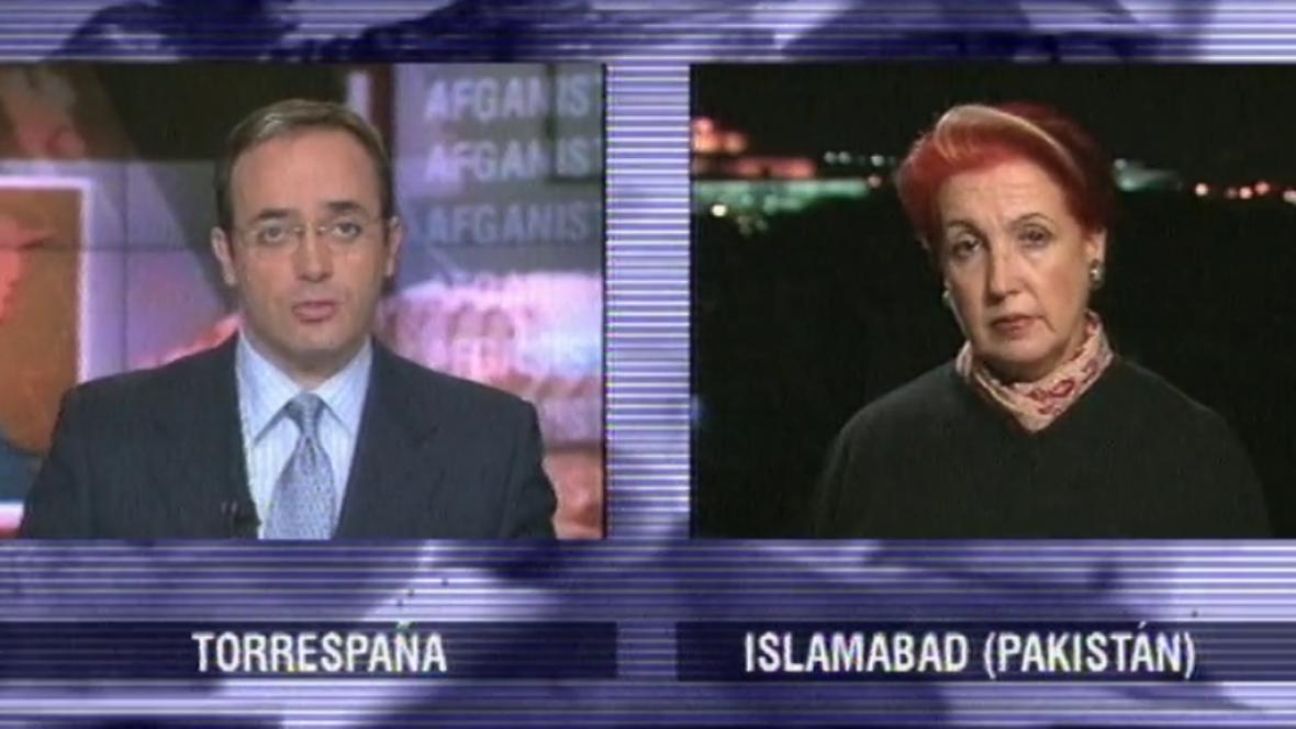 Telediario - 22/10/2001