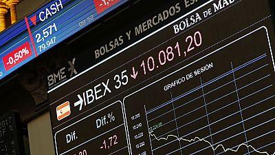 La situación de Cataluña pasa factura al IBEX 35