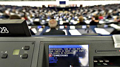 La Comisión Europea y los partidos de la Eurocámara piden diálogo para la crisis de Cataluña