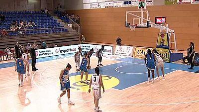 Baloncesto - Liga Femenina, 2ª jornada: Cadi La Seu - Campos Promete  - ver ahora