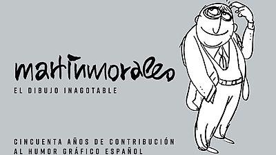 El Museo ABC dedica una exposición al viñetista Martínmorales
