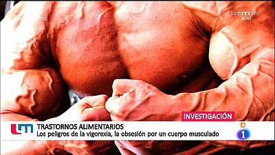 Vigorexia, obsesión por un cuerpo musculado