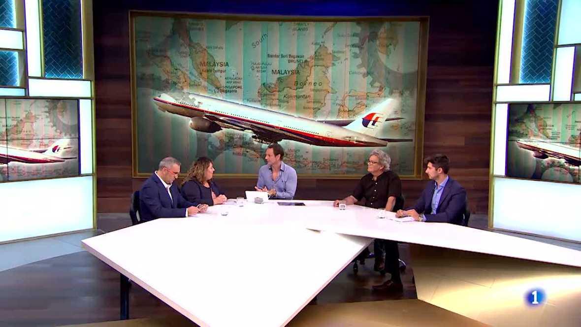 Hablamos de la desaparición del vuelo 370 de Malaysia Airlines . ¿Qué sucedió con el vuelo?