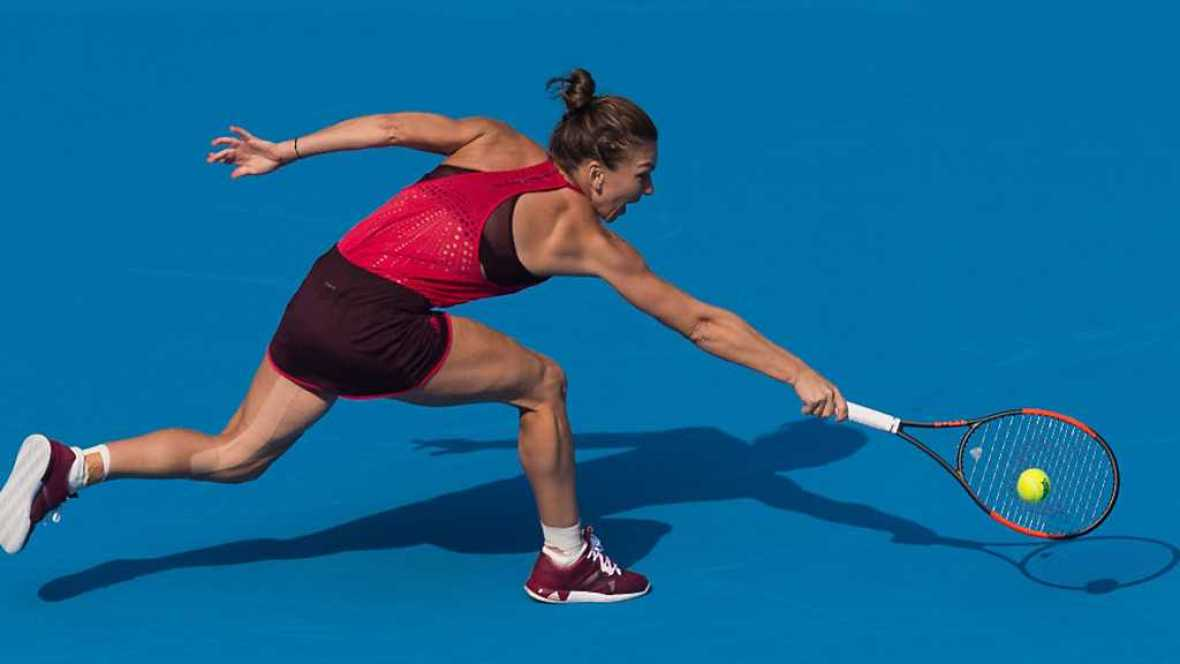 Tenis - WTA Torneo Pekín (China): Kasatkina - Halep - ver ahora