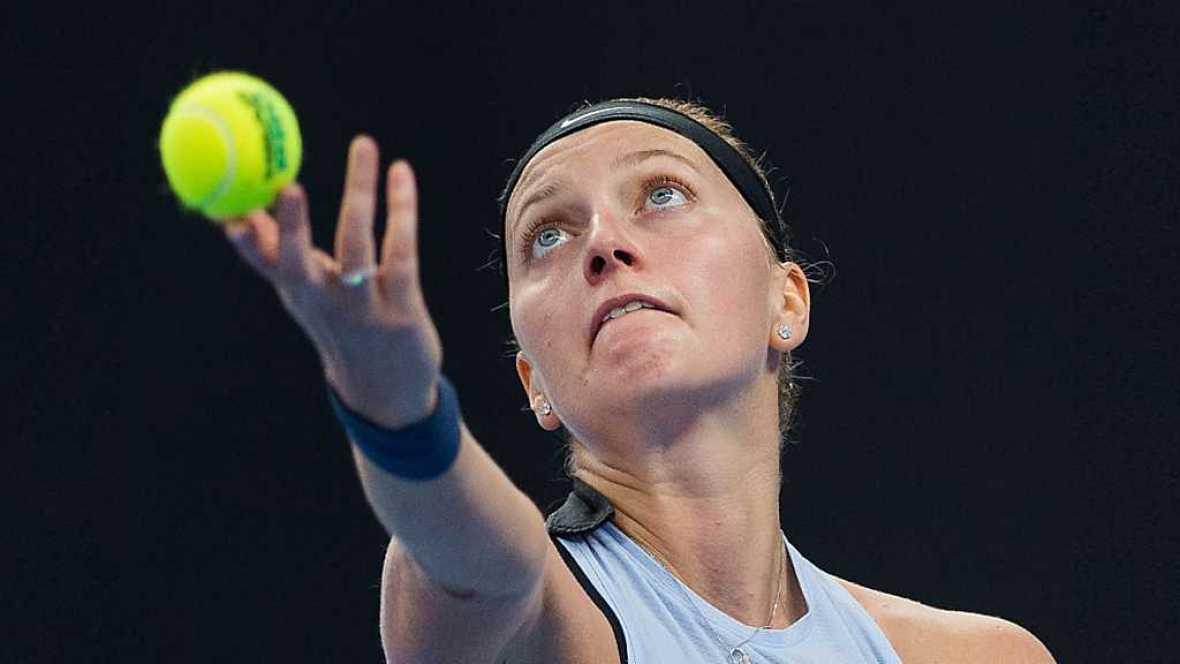 Tenis - WTA Torneo Pekín (China): Strycova - Kvitova - ver ahora