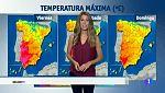 El tiempo en Extremadura - 06/10/17