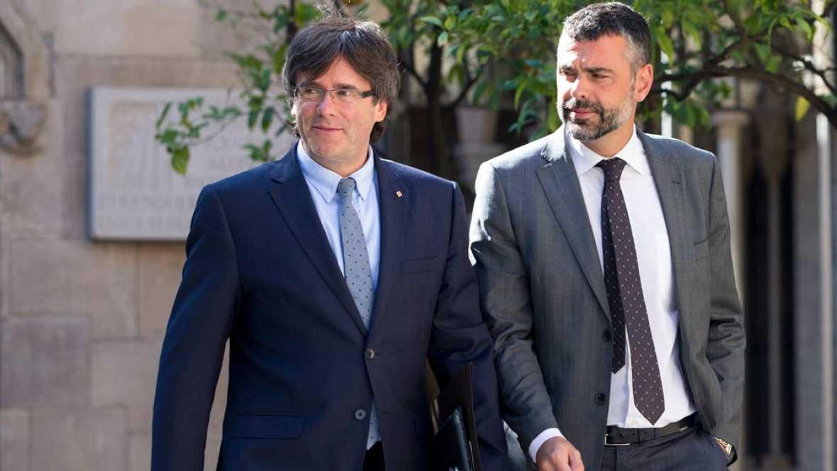 Diferentes cargos del PDeCAT manifiestan sus dudas sobre la declaración unilateral de independencia