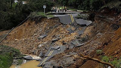 Nate se convierte en huracán tras dejar al menos 28 muertos a su paso por Centroamérica