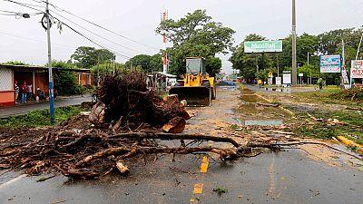 EE.UU. se prepara ante la inminente llegada del huracán Nate