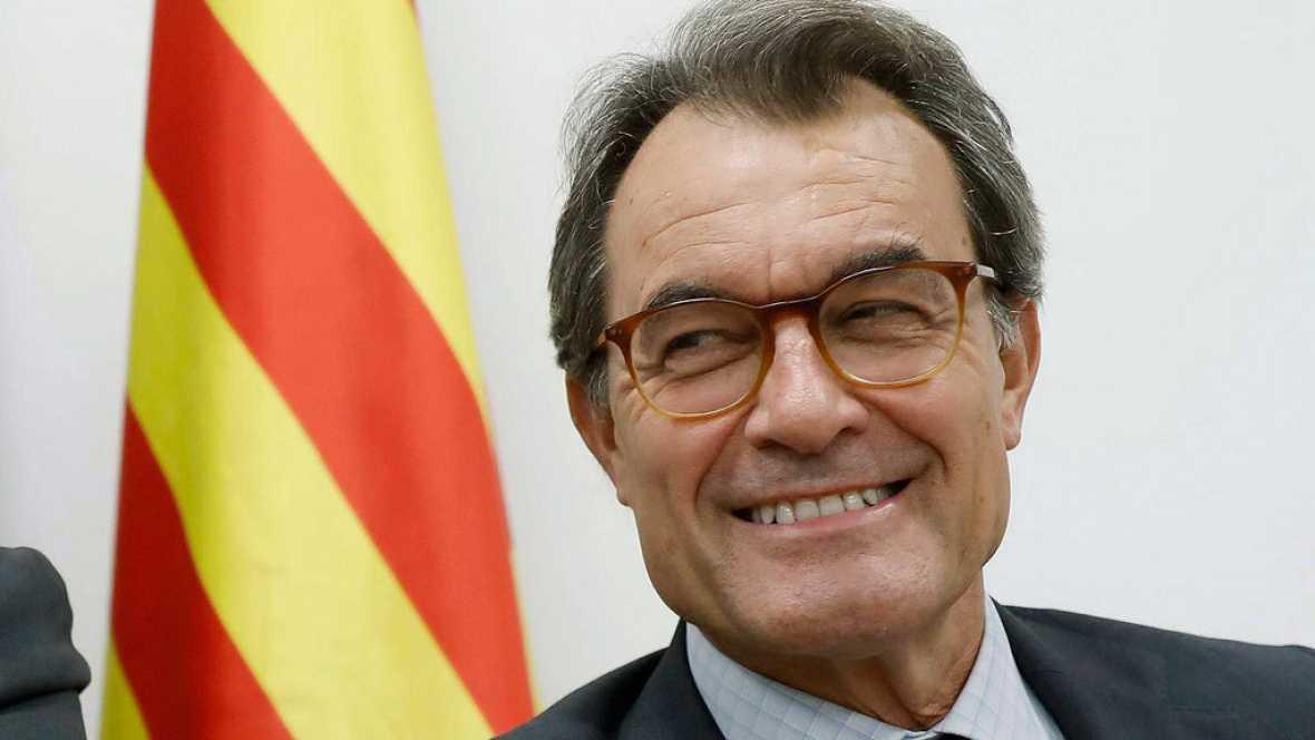 """Artur Mas reconoce ahora que Cataluña no está lista para que la independencia sea """"real"""" y no solo """"simbólica"""""""