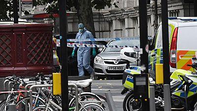 Once heridos en un atropello en el centro de Londres