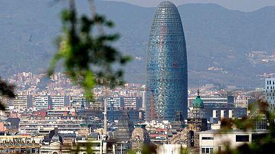 La Fundación La Caixa, Criteria y Aguas de Barcelona sacan sus sedes de Cataluña temporalmente