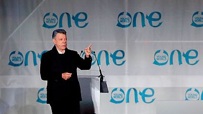 El presidente de Colombia, satisfecho con lo logrado tras la firma del acuerdo de paz con las FARC