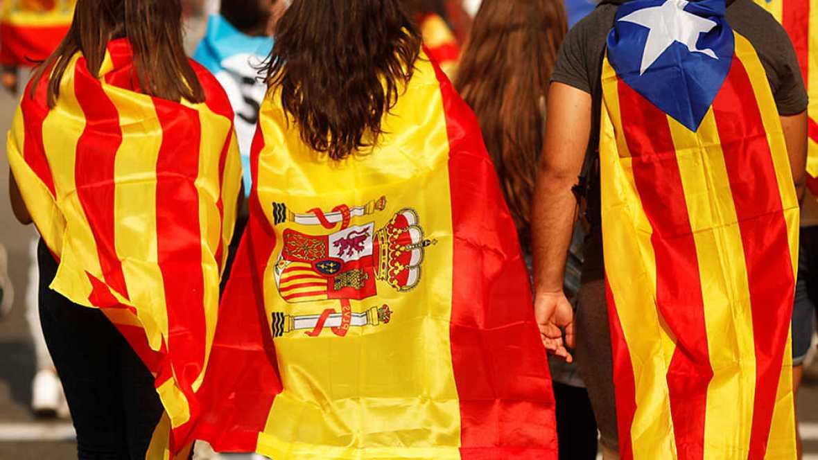 Informe Semanal - El nudo catalán -  07/10/17 - ver ahora