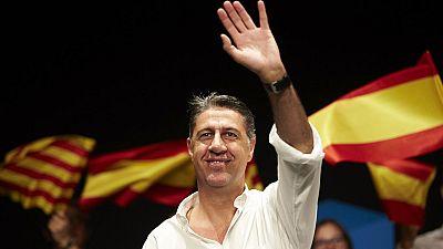 """Albiol, a Puigdemont: """"No vamos a permitir ni una independencia en el presente ni una independencia en diferido"""""""