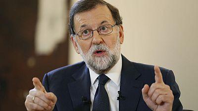 """Rajoy: """"El Gobierno va a impedir que cualquier declaración de independencia se pueda plasmar en algo"""""""