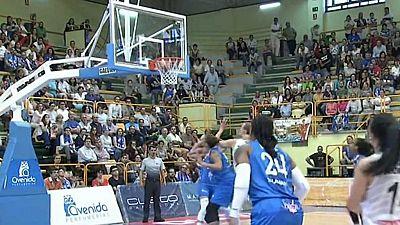 Baloncesto - Liga Femenina, Perfumerías Av.-Spar Citylift Girona  - ver ahora