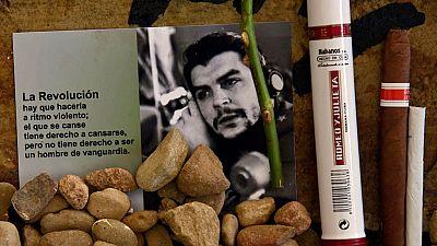 Se cumplen 50 años de la muerte del Che Guevara