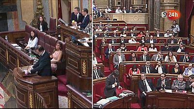 Parlamento - El foco parlamentario - Cataluña tras el 1-O - 07/10/2017
