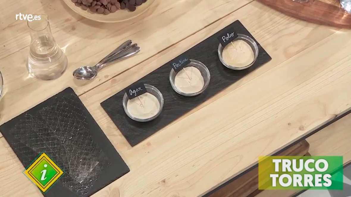 Trucos de cocina - Cómo usar las gelatinas en cocina