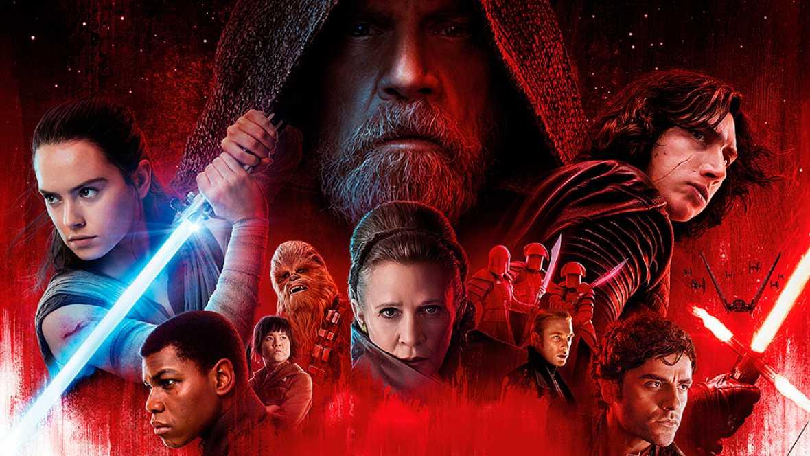 Nuevo y espectacular tráiler de 'Star Wars VIII: Los últimos Jedi'