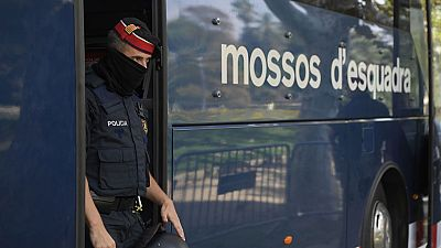 Preocupación en el seno de los Mossos ante la división de opiniones por su papel en el 1 de octubre