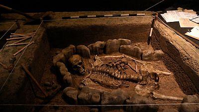 El Museo Arqueológico Nacional celebra los 150 años de la arqueología española con una exposición `¿ El Poder del pasado¿¿