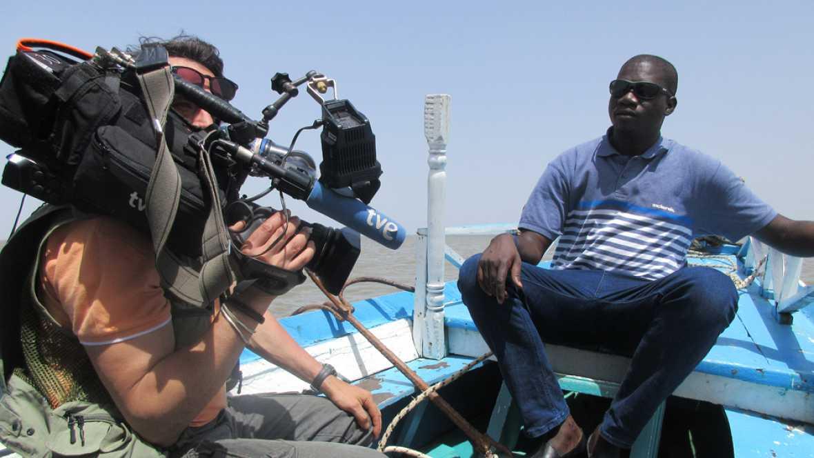 En Portada: Gambia sonríe de nuevo (Making of)