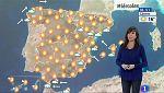 Cielos despejados, altas temperaturas y sin lluvias en todo el país