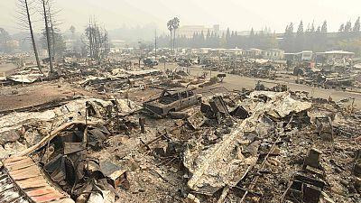 La situación se agrava en California ante la crudeza de los incendios