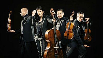 Estudio 206 - Cuarteto Quiroga - 17/11/17 - Escuchar ahora