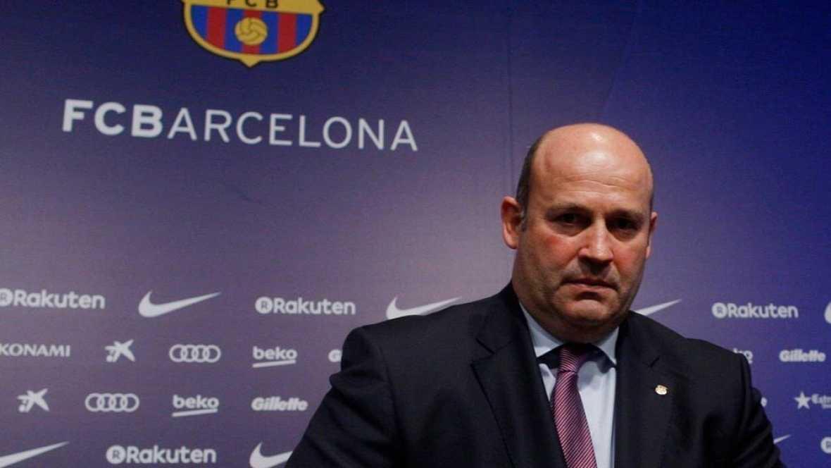 """Resultado de imagen de Director general del FC Barcelona: """"El Barça y la Liga han de ir de la mano"""""""