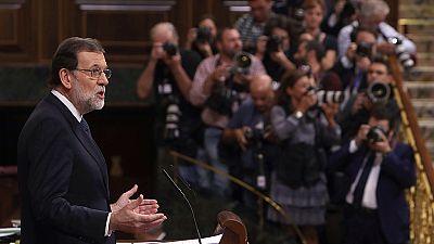 """Rajoy avisa de que no hay """"diálogo posible"""" entre la """"ley democratica"""" y la """"desobediencia o la ilegalidad"""""""