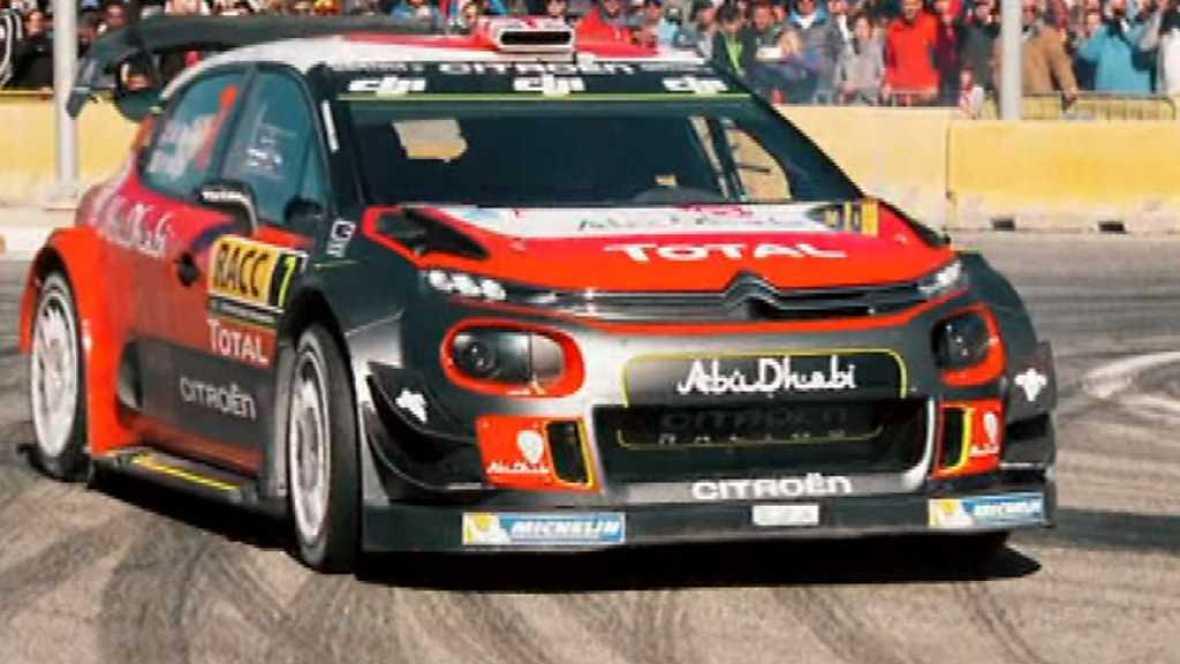 WRC - Campeonato del Mundo. Rally de RACC Cataluña-Rally de España. Resumen - ver ahora