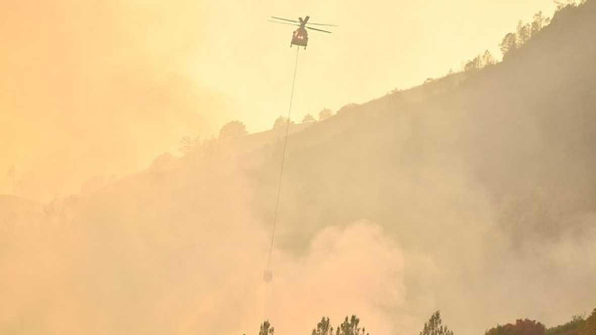El fuego deja al menos 21 muertos en California y calcina 70.000 hectáreas
